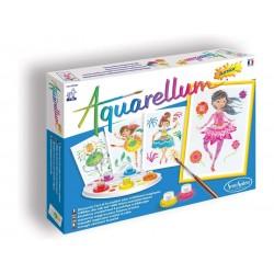 Aquarellum Ballerines DJECO