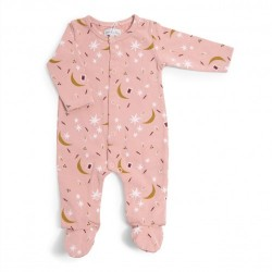 Pyjama 3 mois jersey rose...