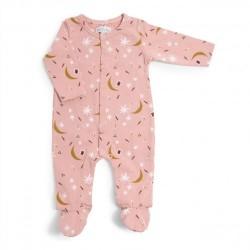 Pyjama 6 mois jersey rose...