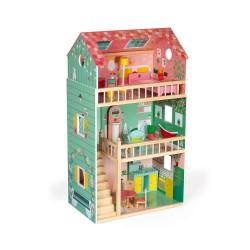 Grande maison de poupées...